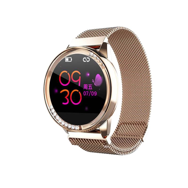 Factory Cheap Ksun Smart Watch - fashionable female wristwatch sleep management colorful screen luxury smart watch H16 – anytec