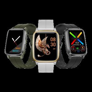 IP68 smart watch gps 24h body temperature monitoring waterproof H56