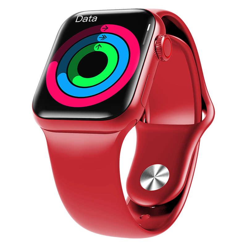 Original Factory Smart Watch W26 2020 - full screen smart watch bluetooth HD call 320 PPI high quality watch HW12 – anytec