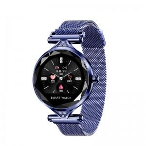 2021 Fashionable Intelligent Female smart wristband H1