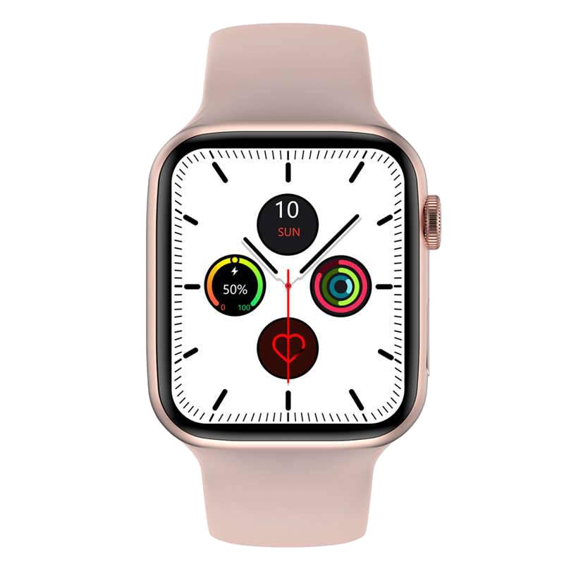 Factory best selling Girl Hello Kitty Smart Watch - Ip68 Waterproof Fitness Tracker Watch Oxygen Blood Smart Band Bracelet W36 – anytec