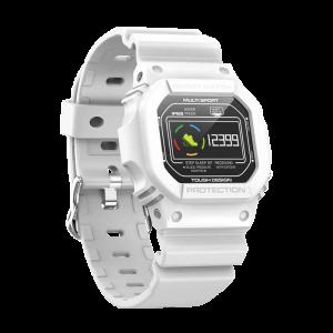 long battery life health monitor smart watch bluetooth camera X12
