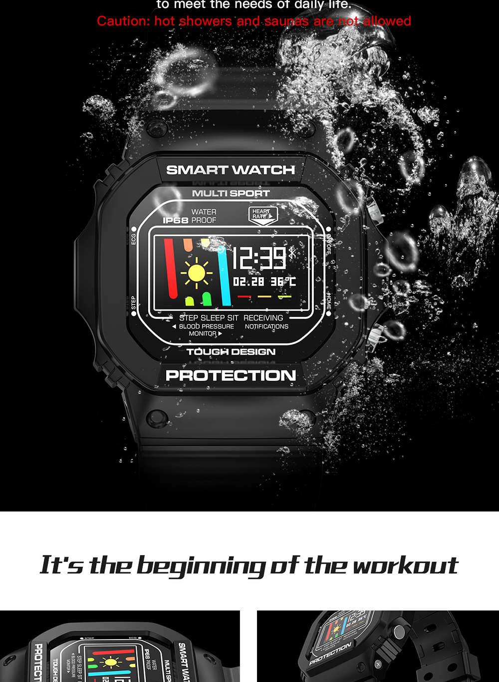 X12 Digital smart watch (15)