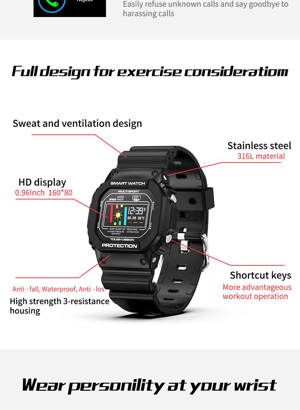 X12 Digital smart watch (17)