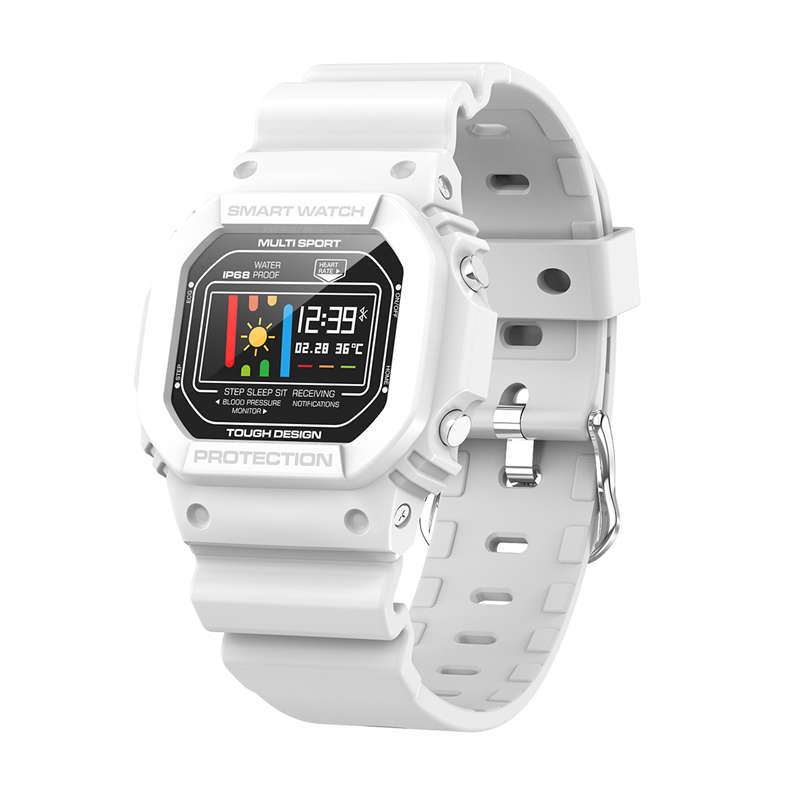 2021 Good Quality Ladies Watch Smart - long battery life health monitor smart watch bluetooth camera X12 – anytec