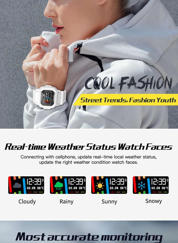 X12 Digital smart watch (4)