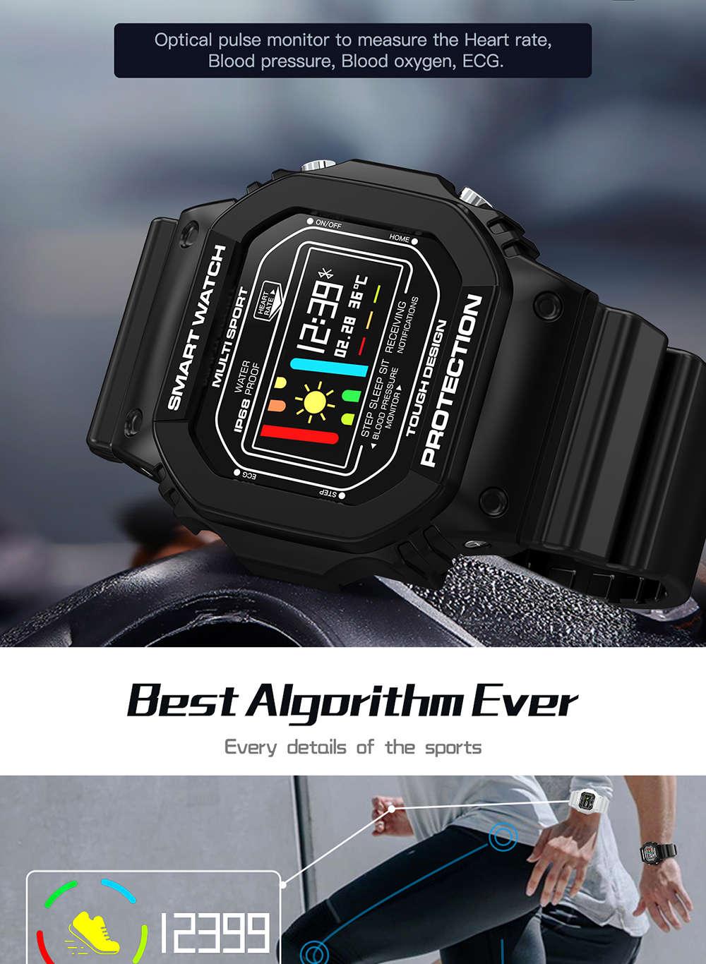 X12 Digital smart watch (5)