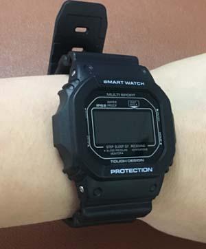 X12 Digital smart watch2