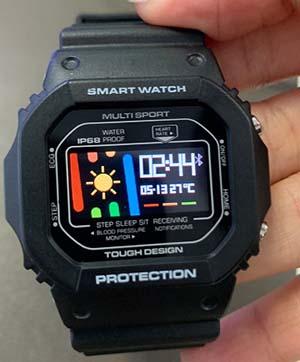 X12 Digital smart watch3